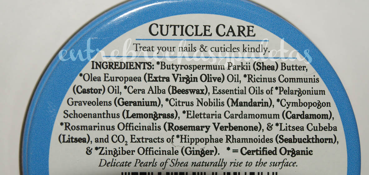 Cuticle care badger iherb