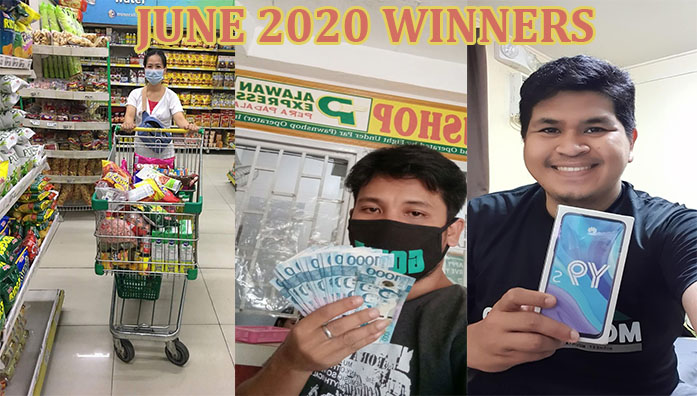 June 2020 Forex Giveaway Winners