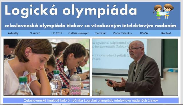 http://www.logickaolympiada.sk/