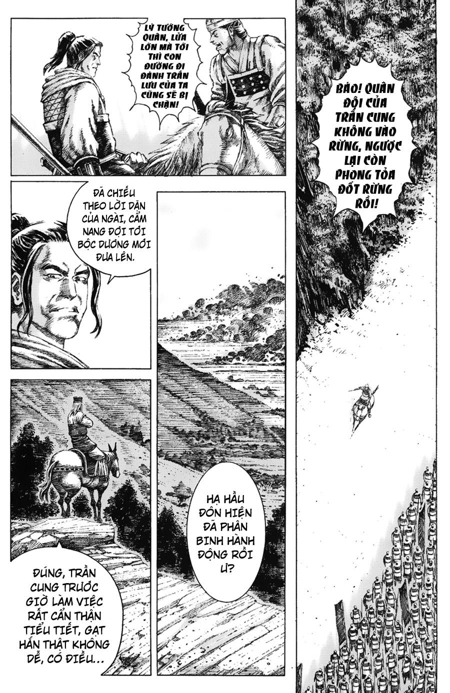 Hỏa Phụng Liêu Nguyên tập 117 - 8