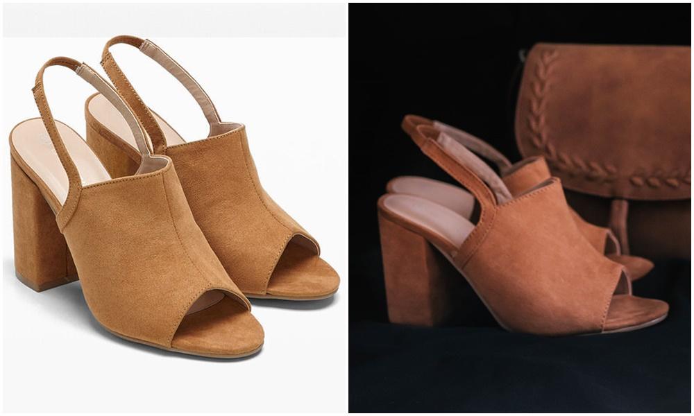 Brązowe sandały (Bonrpix nr art. 93790995)