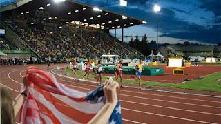 ATLETISMO - El Mundial de Oregon se desplaza a 2022
