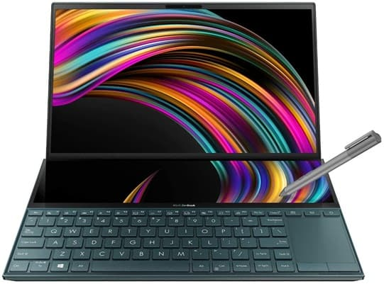 ASUS ZenBook Duo UX481FL-BM044T: análisis