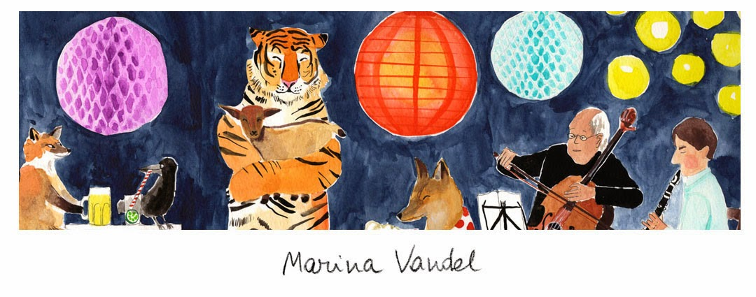 Marina Vandel - Illustration