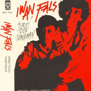 Iwan Fals Album Sore Tugu Pancoran