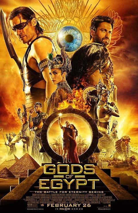 Gods of Egypt 2016 Dual Audio (Hindi+English) BluRay 720p 1GB full Movie