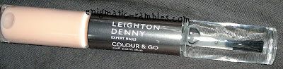 Leighton-Denny-Loves-Perfection-QVC-TSV-auto-delivery-AD-February-2014-colour-and-go-undercover-base-coat-crystal-finish-top-coat-duo