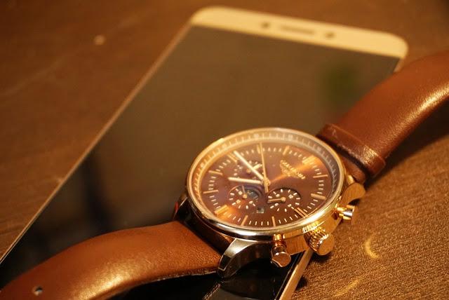 【実質ネタ商品】中華ブランドGUANQINの腕時計を購入しました!