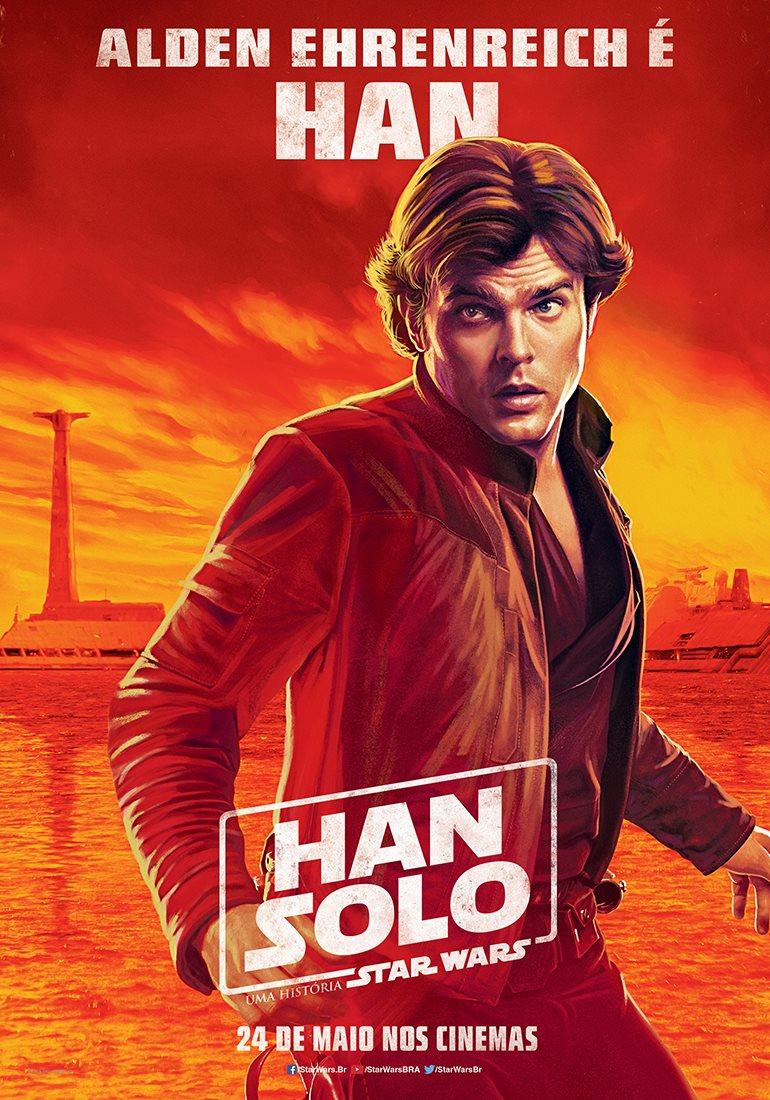 Star Wars Prequel Han Solo
