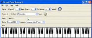 14 Aplikasi Virtual Piano Full Version Untuk Laptop dan PC