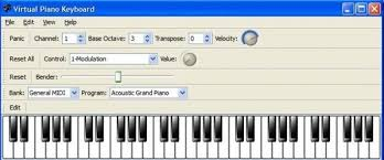 14 Aplikasi Virtual Piano Full Version Untuk Laptop dan PC