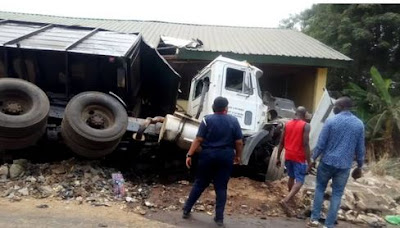 Tears Flow Bitterly As Truck Wipes Out Family Of 4 In Kano