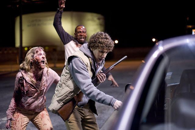 Zombieland Hollywood Comedy Movie List