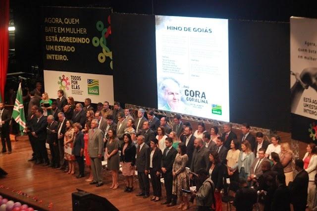Senador Canedo: Município adere ao Pacto Goiano pelo Fim da Violência contra a Mulher