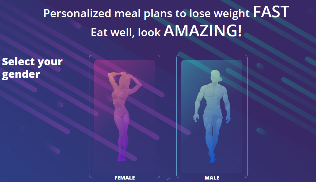 Fitculator: Personalized Meal and Exercise Plan