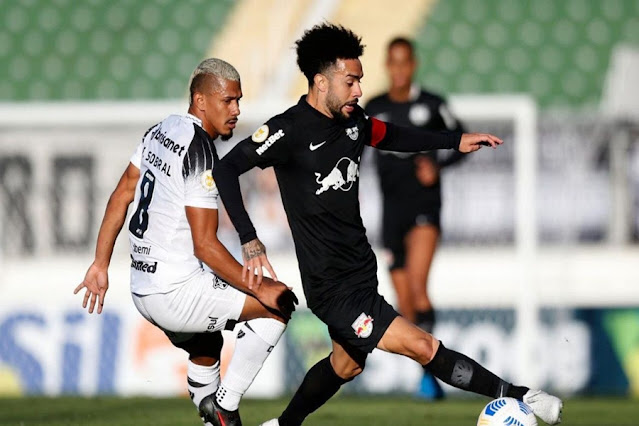 Empate com Ceará trava série de vitórias do Bragantino no Brasileiro