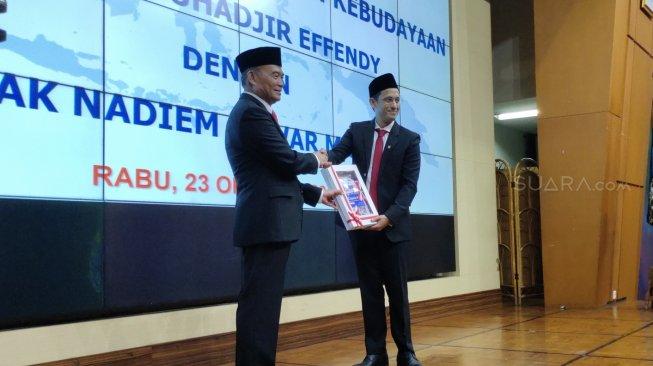 Nadiem Makarim, Menteri Termuda Kabinet Jokowi Jadi Sorotan Dunia