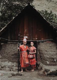 Pre wedding Batak Samosir Danau Toba