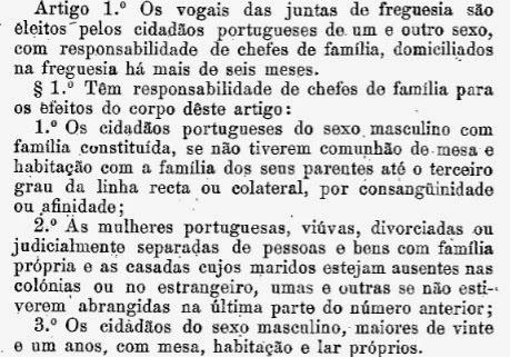ef02323a2 ... a primeira mulher portuguesa a exercer o direito de voto (nas  constituintes de 28.05.1911), concedido por sentença judicial, após  exigência da condição ...