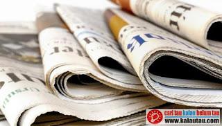 kalautau.com - Teman Setia Blogger Saat Mencari Ide dengan Membaca Media Cetak