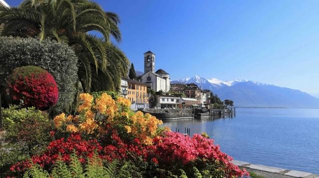 Lago Maggiore em Milão