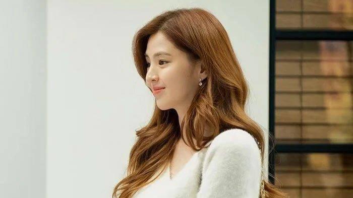 Hair style wanita Korea populer