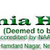 Jamia Hamdard University, Hamdard Nagar, New Delhi, Wanted Teaching Faculty