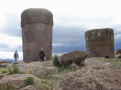 Sillustani, Puni, Perú, La vuelta al mundo de Asun y Ricardo, round the world, mundoporlibre.com