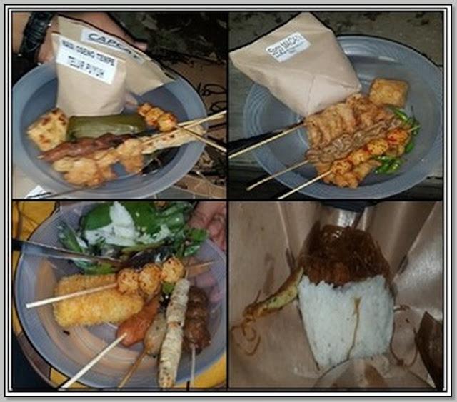 Rekomendasi Kuliner Malam Jogja