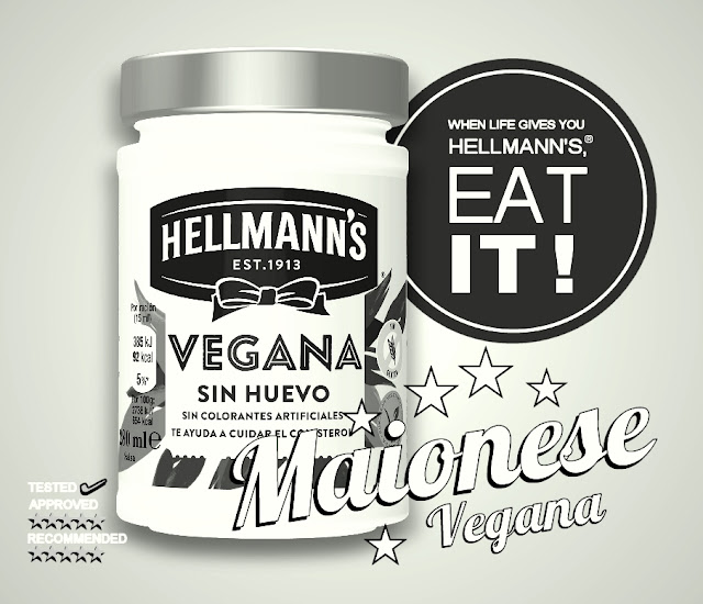BIOVEGAN PORTUGAL ® WHEN LIFE GIVES YOU HELLMANN'S, EAT IT!