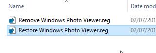 mengembalikan windows photo viewer