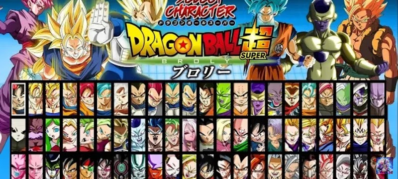 Goku Mugen Super Ultra Warrior Apk Download With all DBS Characters