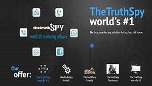 The Truth Spy untuk Android - Aplikasi sadap HP