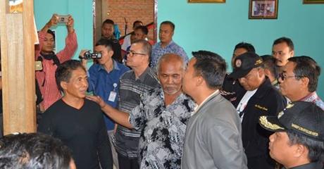 Temui Langsung Sandra Diana Sari di Padang, Ini Pesan Menpora
