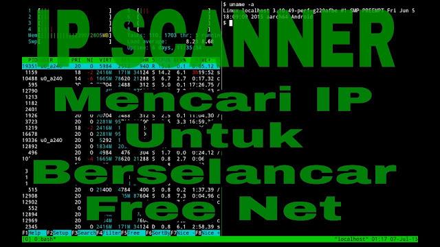 Mencari Proxy Polosan Telkomsel dengan Termux