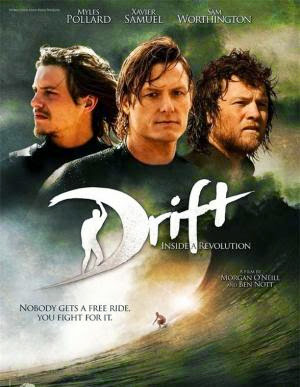 Poster Of Hollywood Film Drift (2013) In 300MB Compressed Size PC Movie Free Download At worldfree4u.com