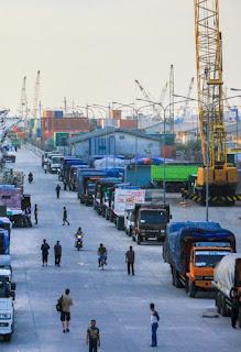 Pelabuhan Sunda Kelapa Siapkan Buffer Area Bagi Truk