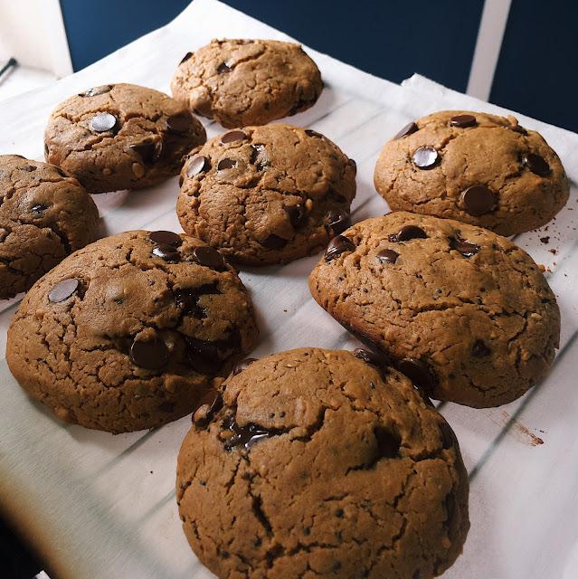 Whole Spelt Vegan Cookies