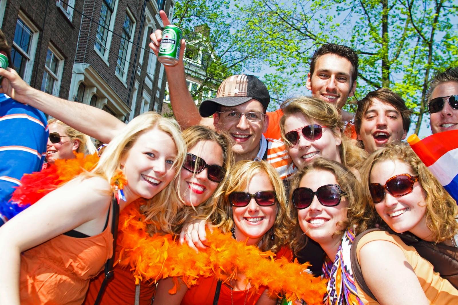 Día de la Reina Holanda
