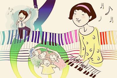 نصائح تشجيع الأطفال تعلم الآلات الموسيقية