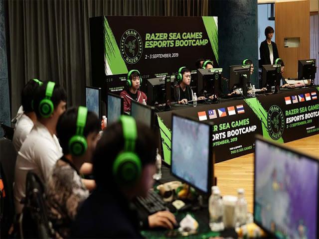 Dựa trên thành công của sự kiện thể thao điện tử tại SEA Games 2019, Razer tiếp tục nỗ lực chuẩn bị cho các vận động viên thể thao điện tử trên toàn thế giới tham dự các sự kiện giành huy chương quốc tế.