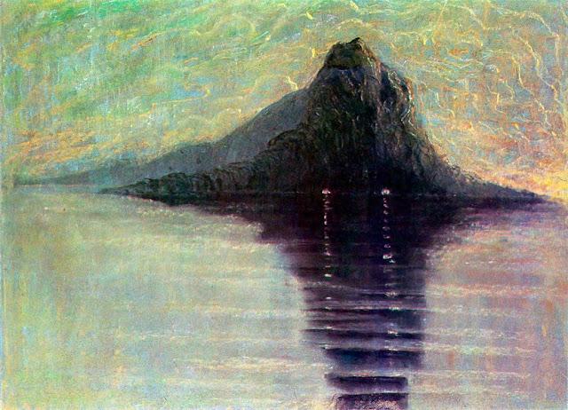 Чюрлёнис Микалоюс Константинас - Спокойствие. 1905