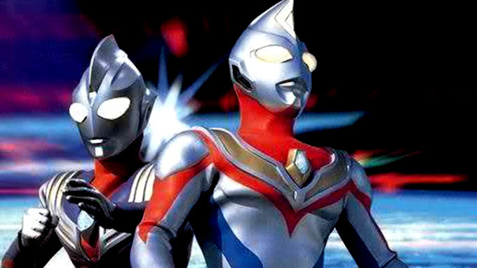 Ultraman Tiga & Ultraman Dyna: Warriors of the Star of Light Subtitle Indonesia