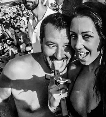 Rivolta Social Contro Salvini