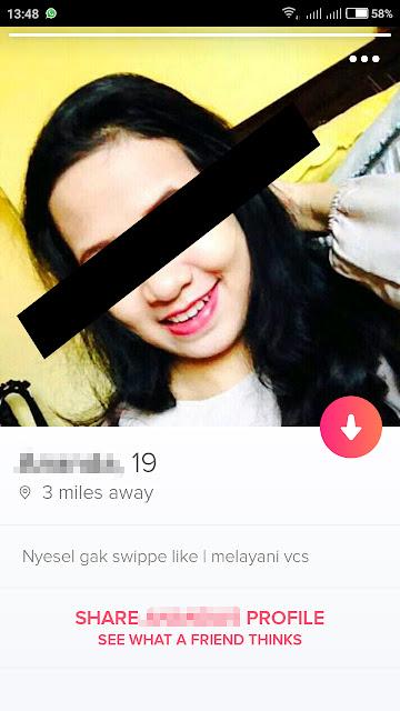 Sisi Gelap Aplikasi Chat Tantan undercover 18+