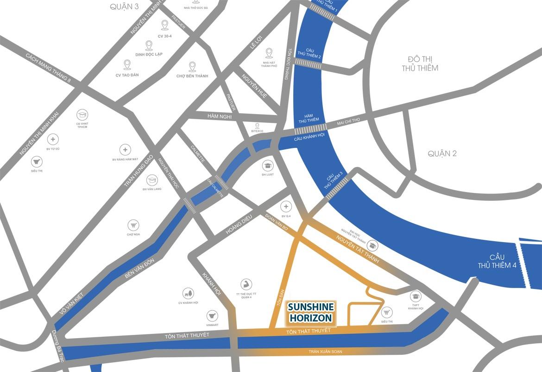 Căn Hộ Sunshine Horizon Quan 4 - hotline 0931800156 - www.canho68.com