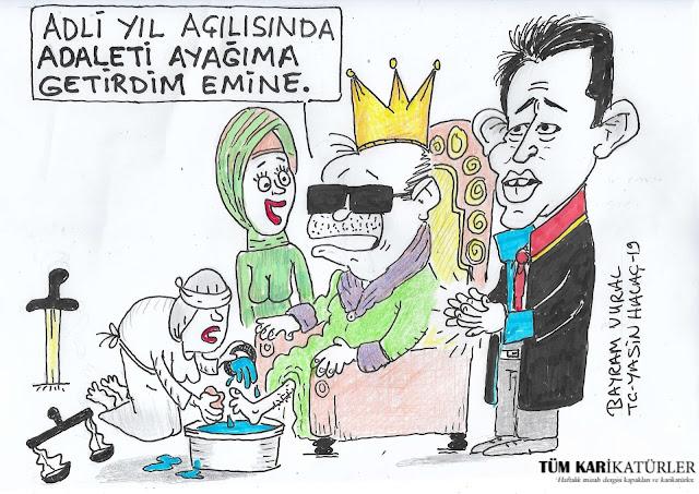 adli yıl karikatürü