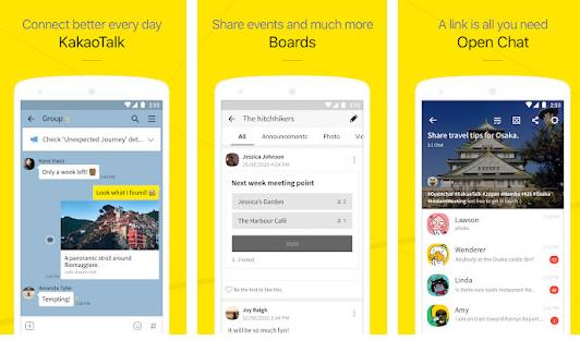 Aplikasi Chat Yang Populer Di Korea Jeny Jane