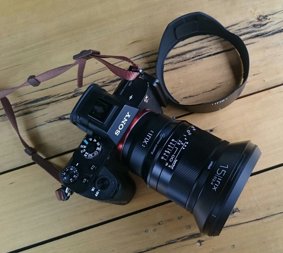 Адаптер Irix ILA-FE2EF для установки объективов Irix для Nikon и Canon на камеры Sony