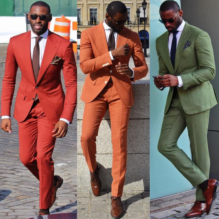 Brighten Up Your Black Suit